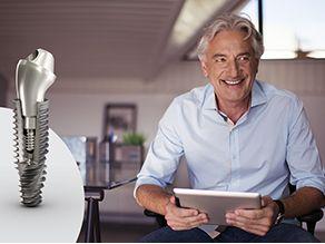 A marca do seu implante dentário faz toda a diferença