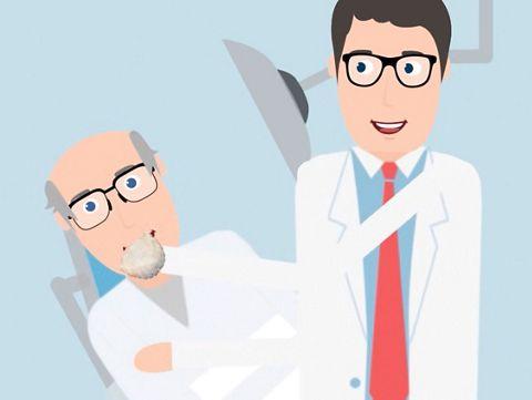 Termin 2: Einprobe Try-in Prothese und Freigabe oder Anpassung