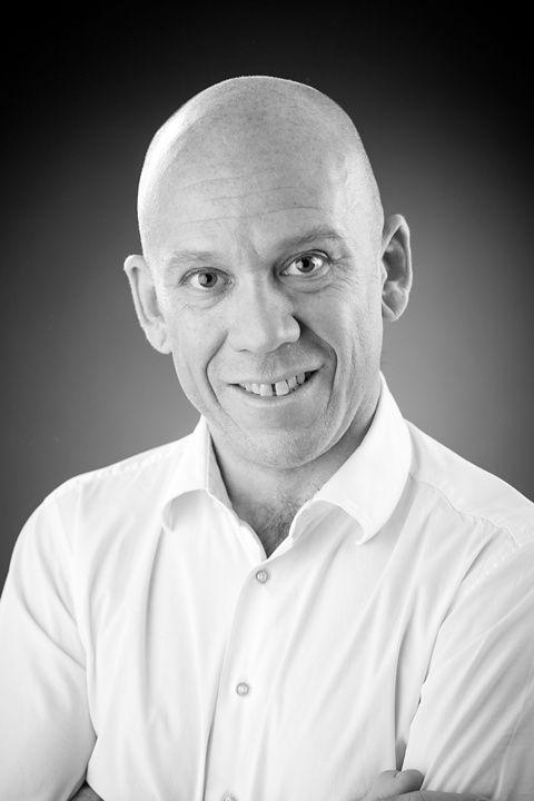 Portrait Dr. Fabien Hauser