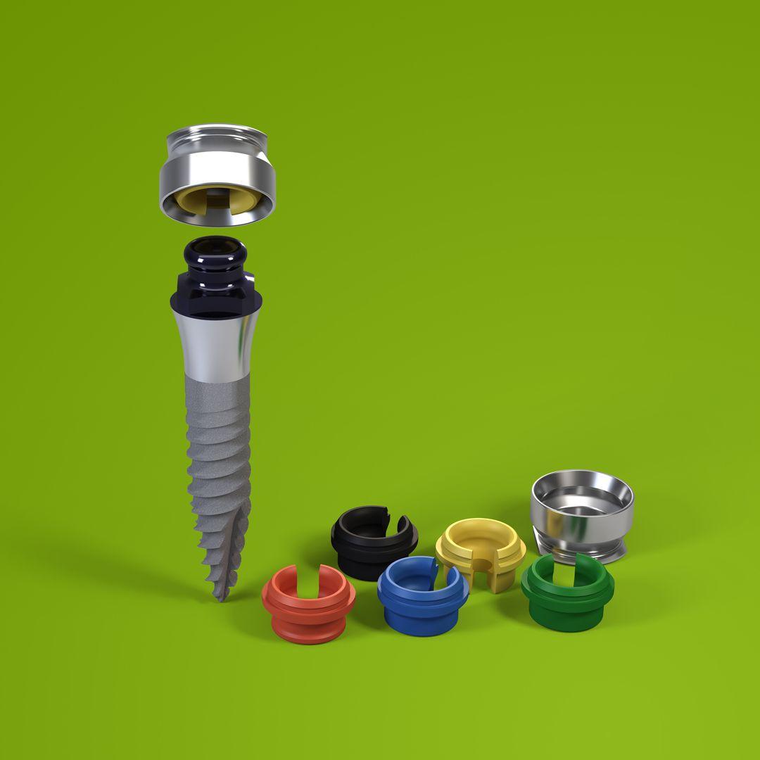 Straumann® Mini Implantate mit lebenslanger Garantie