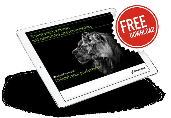Straumann® ImmediaXy e-book