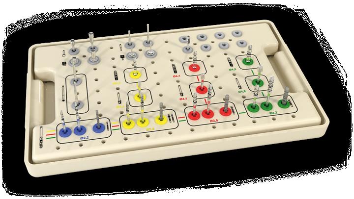 Straumann® Surgical Cassette