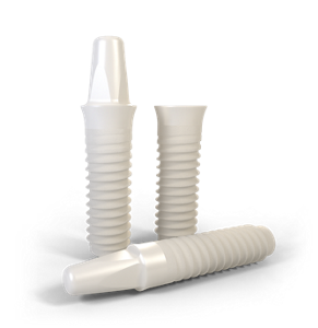 Straumann 174 Ceramic Implant Systems Pure And Snow