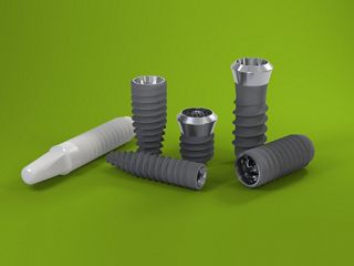 The Straumann Dental Implant System