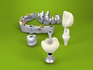 Multi-units (Screw retained)
