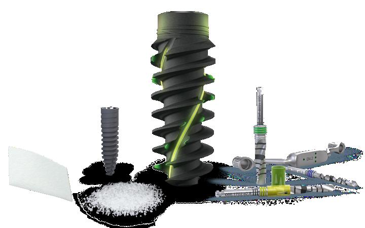 Straumann® BLX Implant System